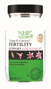Fertility Support for Women (60 veg capsules) image