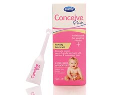 Conceive Plus 3 pre-filled applicators