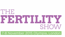 The Fertility Show - London 7th-8th Nov 2015