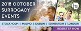 Families Through Surrogacy Seminar Series