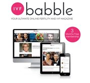 IVF babble, a new, exciting and revolutionary online magazine