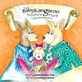 The Baby Kangaroo Treasure Hunt. A gay parenting story. - Written by Carmen Martinez Jover, Illustrated by Rosemary Martinez