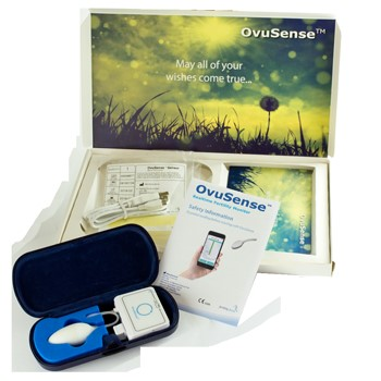 OvuSense Fertility and Ovulation Monitor - 12 Month Subscription image